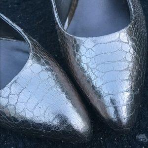 Shoes - Mixit | Iridescent Pumps